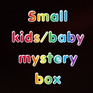 Other - Small baby/kids mystery box